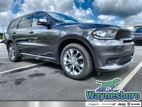 Certified Pre-Owned 2019 Dodge Durango GT RWD 4D Sport Utility