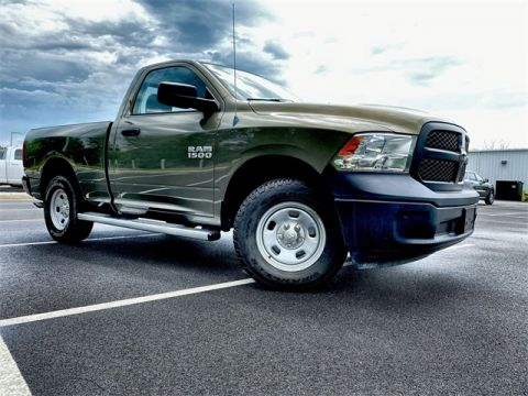 Pre-Owned 2014 Ram 1500 Tradesman 4WD 2D Standard Cab
