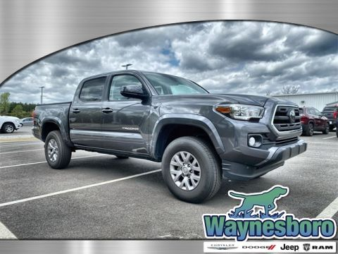 2018 Toyota Tacoma unknown