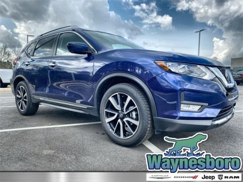 Pre-Owned 2020 Nissan Rogue SL FWD 4D Sport Utility