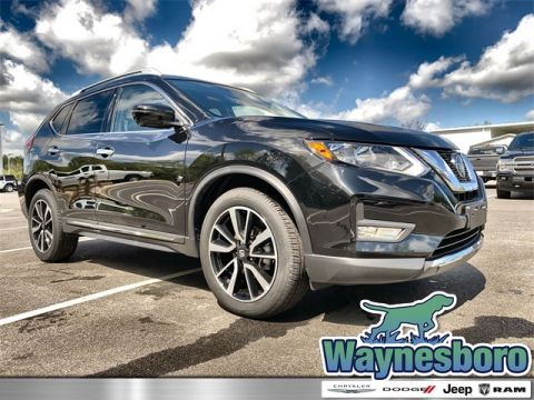 Pre-Owned 2020 Nissan Rogue SL AWD 4D Sport Utility